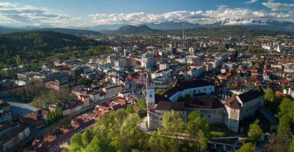 "Projekt: TZS Zgodbe turizma 2015 ""Ljubljana je ljubljena"""