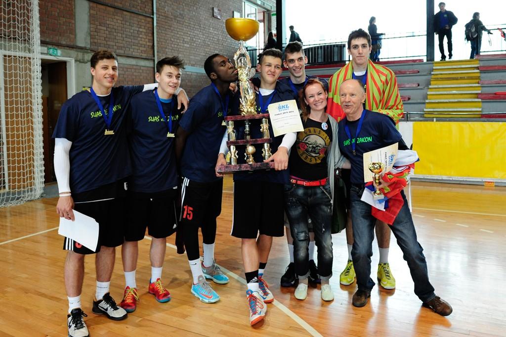 Košarkaši državni prvaki