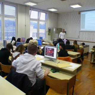 Računalniško opremljena učilnica 45
