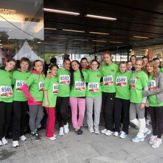 Šolska tekaška ekipa