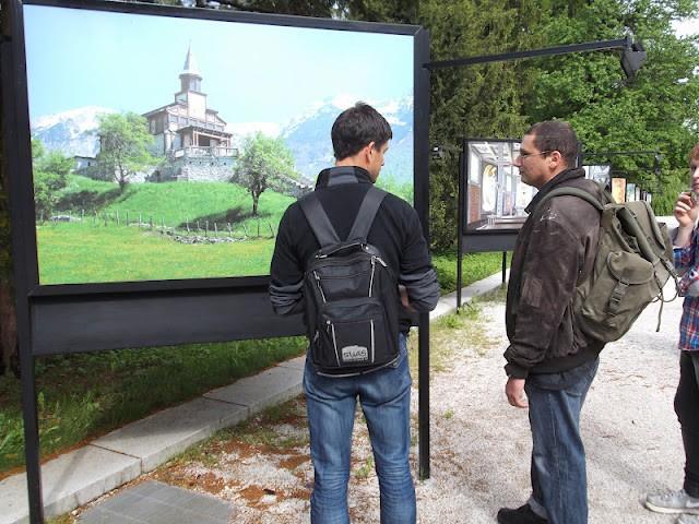 Projekt: Comenius – dijaki kartirajo okolico (cosuMAP)