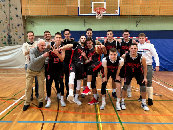 Košarkarji SUAŠ-a ponovno med najboljšimi ekipami v državi